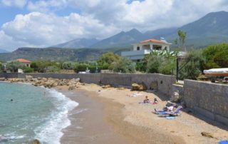 XALIKOURA BEACH STOUPA